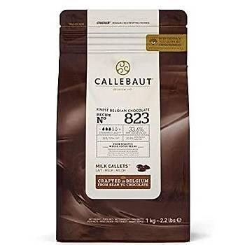 Callebaut Sütlü 823 Pul Çikolata 1kg