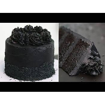 Mella Negro Velvet / Siyah Kadife 500g
