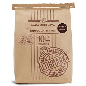 Altýnmarka Bitter Pul Çikolata 1kg (%56)