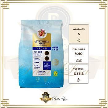 Altýnmarka Glutensiz, Hindistan Cevizi Sütlü Vegan Çikolata 1kg