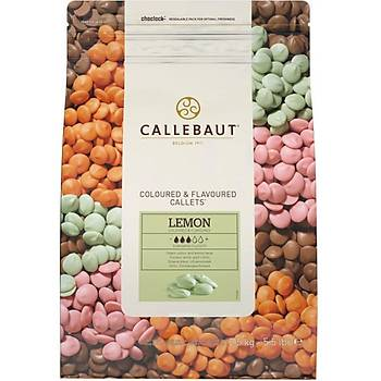 Callebaut Limon Pul Çikolata 2,5kg