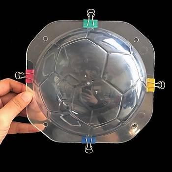Polikarbon Futbol Topu Kalýbý 2'li