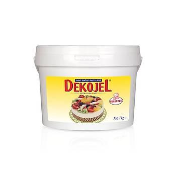Ovalette Dekojel Sade Soðuk Pasta Jel 7kg