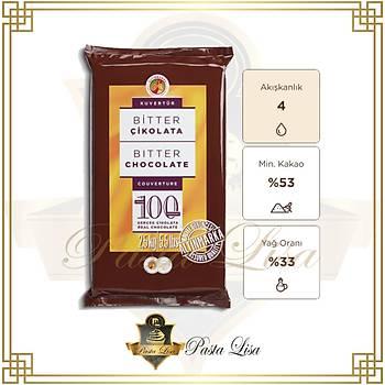 Altýnmarka Kuvertür Çikolata 2,5kg - Bitter (%53)