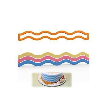 Spiral Desen Pasta Çevre Kesici