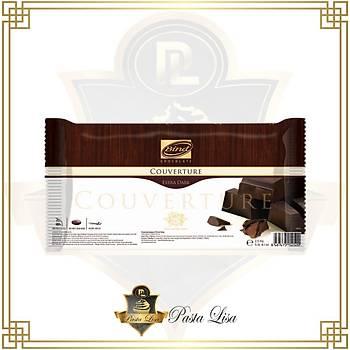 BÝND Bitter Kuvertür Çikolata (%55 Kakao) 2,5 Kg