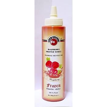 Fo Frambuaz Meyveli Sos - Frozen (%60 Frambuaz) 1kg.