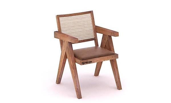 Sandalye Masif Ahþap MSD300