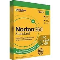 NORTON 360 STANDART 2021 1 KULLANICI 1YIL (10GB BULUT DEPOLAMA ÝÇERÝR)