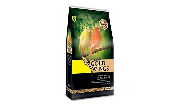 Gold Wing Premium Kanarya Yemi 1Kg