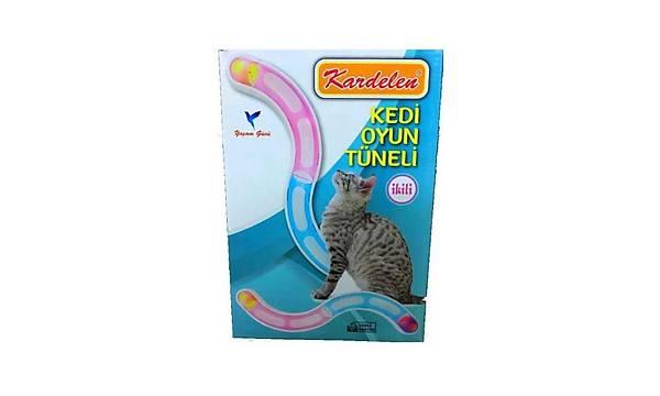 Kedi  Oyun Tüneli Ýkili