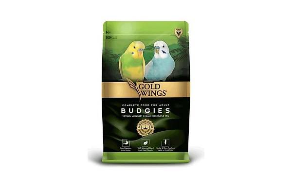Gold Wing Premium Muhabbet Kuþu Yemi 1Kg