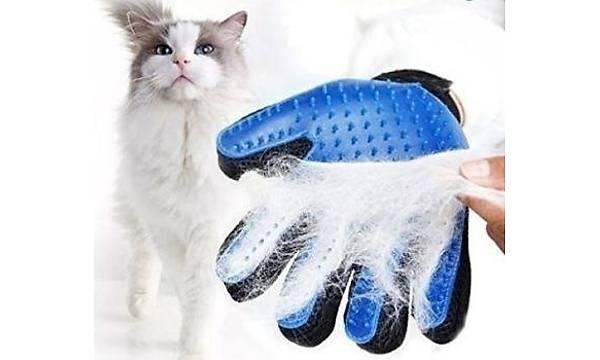 Kedi Köpek Pratik Tüy Toplama Eldiveni