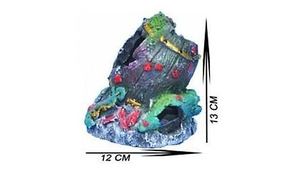 Akvaryum Dekor Anforalý Fýçý