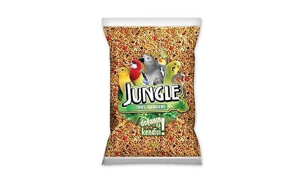 Jungle Muhabbet Kuþu Yemi 1kg