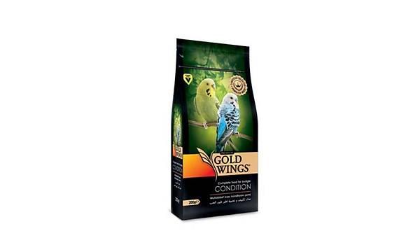 Gold Wings Muhabbet Kuþu  Kondisyon Yemi 200GR
