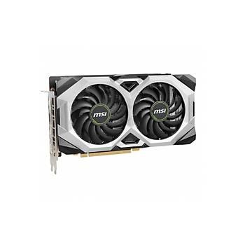 MSI GeForce RTX 2060 VENTUS GP OC 6GB GDDR6 192 Bit Ekran Kartý
