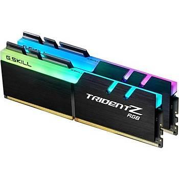 G.Skill Trident Z RGB 16 GB (2x8) 3600 MHz DDR4 CL18 F4-3600C18D-16GTZR Ram