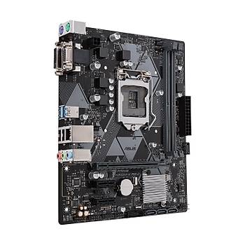 Asus Prime H310M-K R2.0 Intel H310 2666MHz DDR4 Soket 1151 mATX