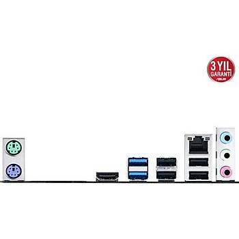 Asus EX-H410M-V3 Intel H410 DDR4 2933 MHz Lga1200 mAtx Anakart