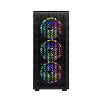 Gamepower 650 W 80+ Horizon MESH Panel Led Fanlý ATX Oyuncu Kasasý