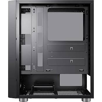 Power Boost VK-G3403S 650 W 80+ Led Fanlý ATX Oyuncu Kasa
