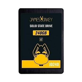James Donkey JD240 LE 240GB 510MB-500MB/sn Sata 3 2.5
