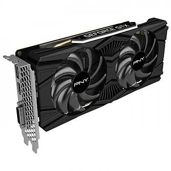 PNY GeForce GTX 1660 Super Dual Fan 6GB GDDR6 192Bit DX12 Gaming Ekran Kartý