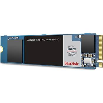 SanDisk 500 GB Ultra 3D SDSSDH3N-500G-G25 M.2 PCI-Express 3.0 SSD