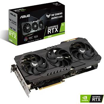 Asus GeForce RTX 3080 10GB 320Bit GDDR6X (DX12) Ekran Kartý (TUF-RTX 3080-10G-GAMING)