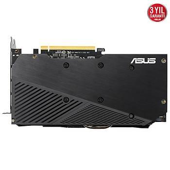 ASUS DUAL Radeon RX 5500 XT OC EVO 8GB GDDR6 128 Bit Ekran Kartý