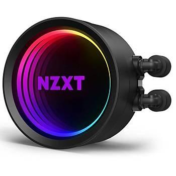 NZXT KRAKEN X73 RGB 360mm Ýþlemci Sývý Soðutucu