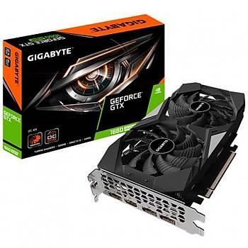 GIGABYTE GeForce GTX 1660 SUPER OC 6GB GDDR6 192 Bit Ekran Kartý