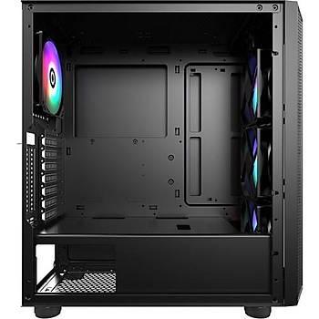Power Boost VK-P3380B 550w 80+ USB3.0 ARGB Fan Tempered Bilgisayar Kasasý