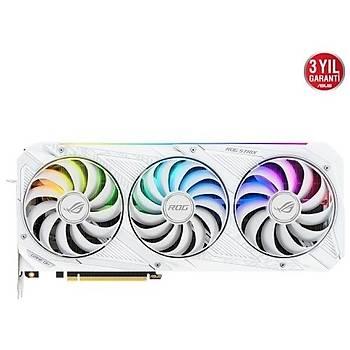 Asus ROG Strix GeForce RTX3090 OC 24GB GDDR6X 384Bit 1890MHz OC 2xHDMI 3xDP RGB Ekran Kartý ROG-STRIX-RTX3090-O24G-WHITE