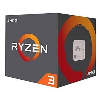 AMD Ryzen 3 1200 3.1GHz Soket AM4+ 65W Ýþlemci
