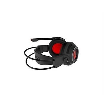 MSI DS502 7.1 Kulaküstü Oyuncu Kulaklýk