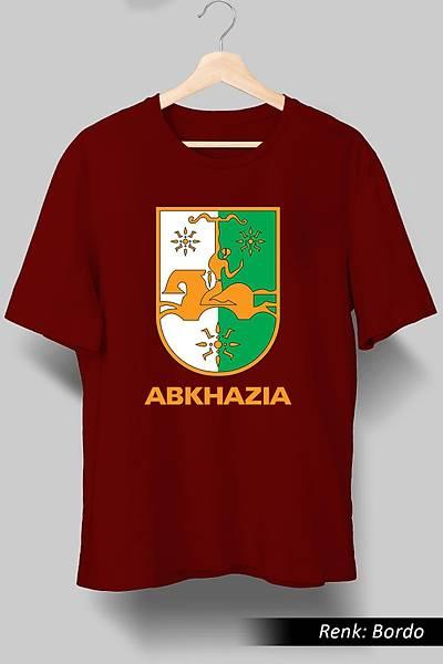 Abkhazya Unisex Tiþört
