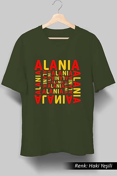 Alania Unisex Tiþört
