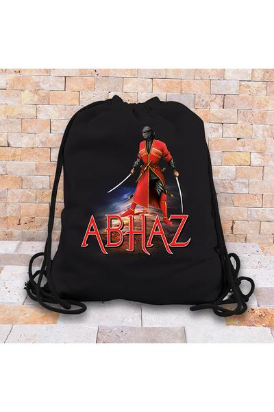 Abhazya Ninjalý Büzgülü Spor Çantalarý