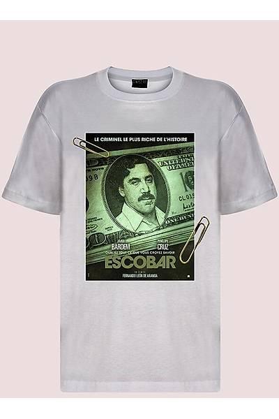 Escobar Sinan999 Tiþört