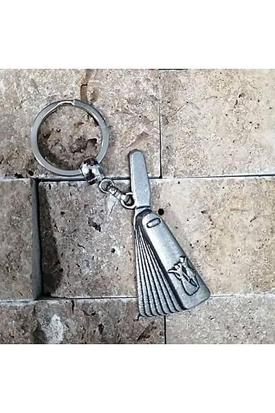 Kafkas Beceç Metal Anahtarlýk