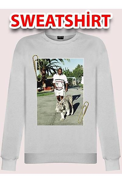 Tyson2 Sinan999 Sweatshirt