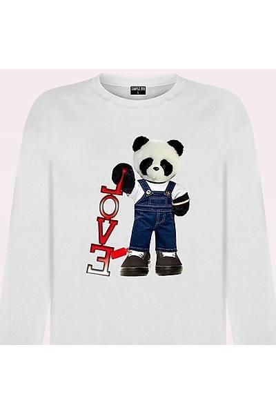 Love Panda Sinan999 Sweatshirt