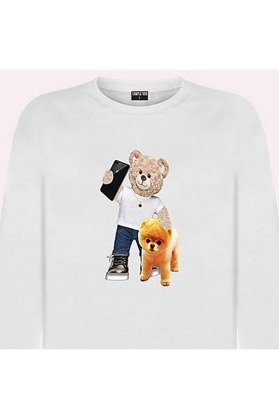 Sevimli Köpek Sinan999 Sweatshirt