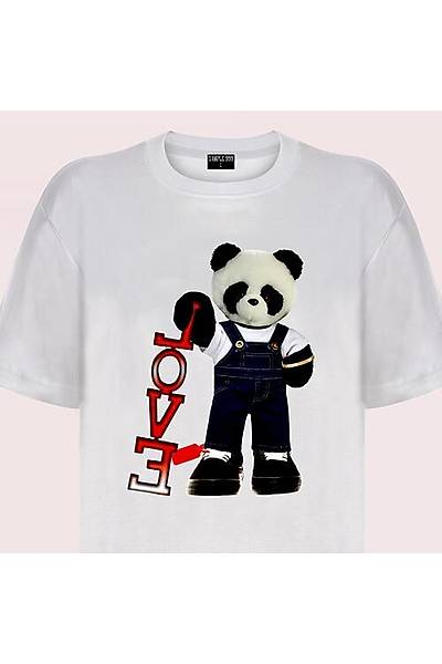 Love Panda Sinan999 Tiþört