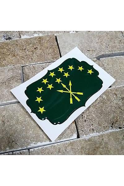 Adige Orta Sticker
