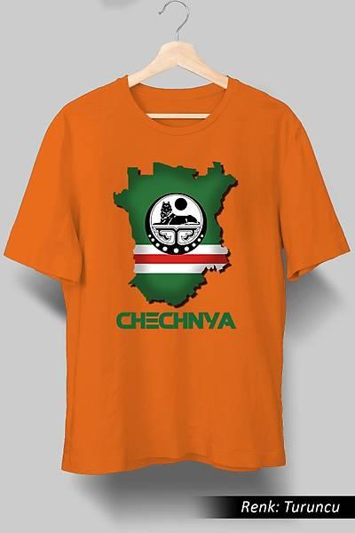 Chechnya Unisex Tiþört