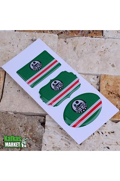 Çeçen Mini Sticker