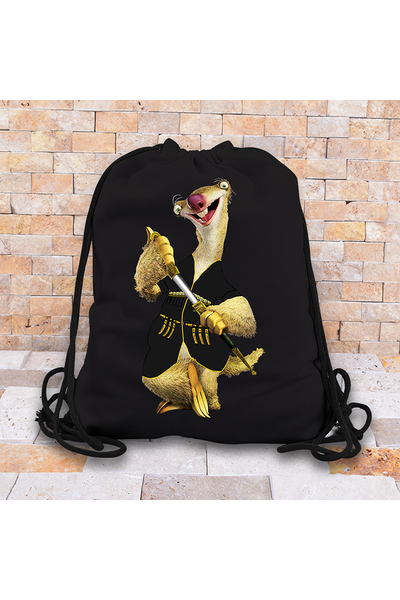 Buzdevri Kafkas Figürlü Çantalar